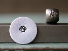 SUPPLY GUY 3mm Dog Paw Metal Punch Design Stamp SGCH-119