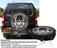 Walhalla Skull Motorsport Biker Bezug maßgeschneid. SUV Auto Jeep Suzuki u.a.And