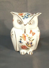 More details for porcelain collectible figurines of owls