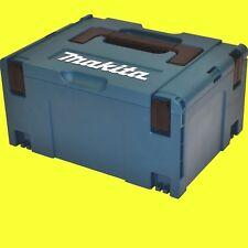 Makita Makpac tamaño 3 821551-8 SIN estante COFRE HERRAMIENTAS Systainer maleta