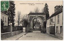 CPA 77 - FONTENAY TRESIGNY (Seine et Marne) - Porte d'en bas. Le Margat