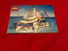 [8725 - E2] Lego - Notice 6353 - Lego System - Instruction - vintage Bateau