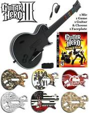 NEW PS3 Guitar Hero III Les Paul Controller w/ Dongle & GH World Tour Game