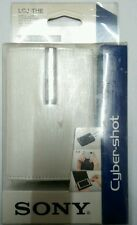 Sony Cybershot camera case LCJ-THE White