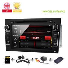 "Vauxhall Opel/Combo/Zafira 7""Car Radio DVD Player Stereo GPS Navigation Canbus"