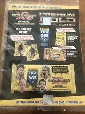Panini Adrenalyn XL FIFA 365 2018 Premium Gold Special Edition (Dutch)