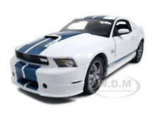 2011 FORD SHELBY MUSTANG GT 350 WHITE 1:18 MODEL BY SHELBY COLLECTIBLES SC351