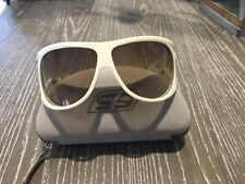 DIESEL sunglasses women 55 DSL  Mabel DS 0043 FCVK1 White Original Case