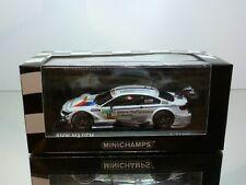 MINICHAMPS 132215 BMW M3 DTM - E92 DTM 2013 - WHITE 1:43 - EXCELLENT IN BOX