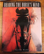 Reading the Horse's Mind - Jackie Budd - Horse Riding - Training - Equestrian