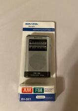 Bon Venu AM/FM Pocket Radio BV-S01