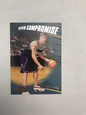 Jason Williams 1999 Topps Stadium Club Never Compromise Card NC17