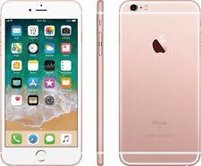Apple iPhone 6s Plus - 16GB - Rose Gold (Unlocked) A1634 (CDMA + GSM)