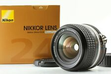 [Mint in Box S/N 904**] Nikon Ai-s Nikkor 24mm f/2.8 AIS MF Lens From Japan #336