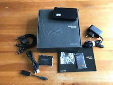 Nokia N900 ~ N 900 ~ 32GB ~ Black ~ohne Simlock ~ ! NEU !