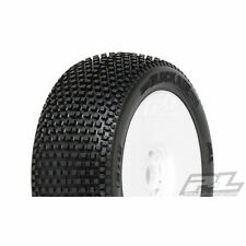 Pro-Line Blockade X4 (Super Soft) 1:8 Buggy Tyres on Wheels (2) - PL9039-034