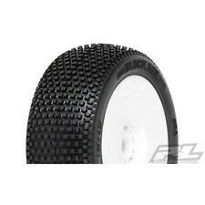 Pro-Line Blockade X4 (Super Soft) 1:8 Buggy Tyres on Wheels (2) - PL9039-034