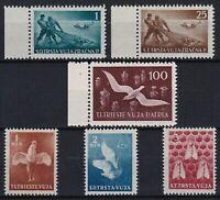 Yugoslavia - Trieste B  ☀ Lot  ☀ Mint lightly hinged