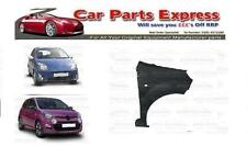 RENAULT TWINGO 2007-2014 NEW FRONT WING O/S (RIGHT) - PAINTED ANY COLOUR