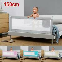Bed Safety Guard Folding Child Toddler Bed Rail Safety Protection Guard 150cm