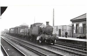 Rail Photo GWR 262t 6133 Oxford station Oxfordshire