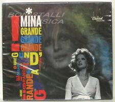 MINA - GRANDE, GRANDE, GRANDE - CD Capitol Collection Jewel+Slipcase Sigillato