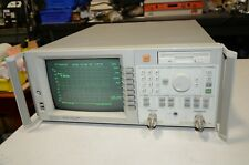 HP Agilent 8711A 1300 Mhz Network Analyzer With 1E1 Attenuator Option