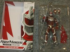 Hasbro Mighty Morphin Power Rangers Lightning Collection Zed Evil Lord Zedd