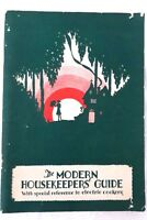 The Modern Housekeepers Guide - 1929 edition!  Tips on Keeping House!