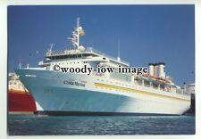 LN0201 - Costa Liner - Costa Marina , built 1969 - postcard