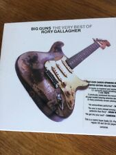 Rory Gallagher - Big Guns ( Very Best Of  - box edition - ( Hybrid SACD ] cd -