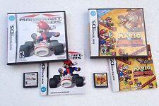 Mario Kart & Mario ~VS~ Donkey Kong ( Nintendo DS Game  )