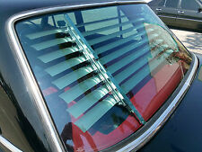 NEW!!! Rear Venetian Blind for Mercedes Benz w114 w115 (Chrome)