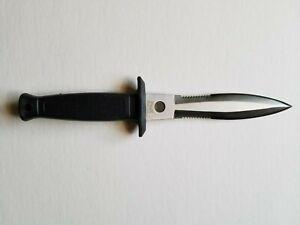 """Fox dagger/boot knife, blade 5.7"""", OAL 10"""", full tang"""