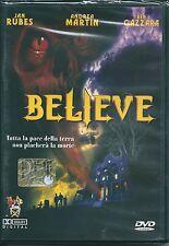 Believe (2000) DVD NUOVO SIGIL Ben Gazzara. Jan Rubes. Andrea Martin. Ricky Mabe