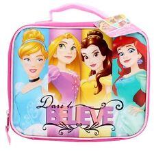 NWT Disney Princess Lunch Bag