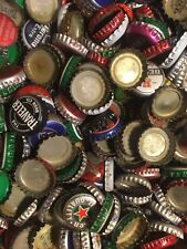 Approx 335 Mixed Bottle Caps-mostly beer-Arts & Crafts