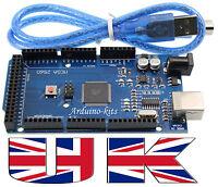 Arduino Compatible ATEMEGA16U2 Mega2560 R3  Module. Free USB Cable from UK
