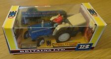 Britains Farm 9527 Ford 5000 Tractor original model with repro box (0609)