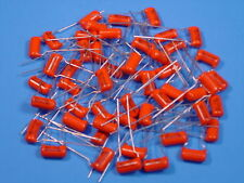 Capacitor SPRAGUE Orange Drop 0.022µF 200V. 715P. Meilleur prix du Net !!!