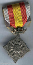 Spain Medal Military Centenary of the city Girona 1909 category silver