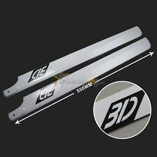 550mm Carbon Fiber Main Blade For T-rex 550 and Raptor 30 Helicopter