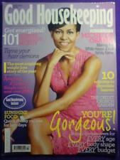 GOOD HOUSEKEEPING - MICHELLE OBAMA - July 2010