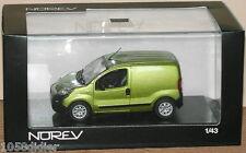NOREV 772200 Voiture Miniature FIAT FIORINO CARGO Vert 2008 1/43 neuve