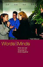 Words and Minds: How We Use Language to Think Together-ExLibrary