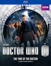 Doctor Who: The Time of the Doctor (Blu-ray Disc, 2014)