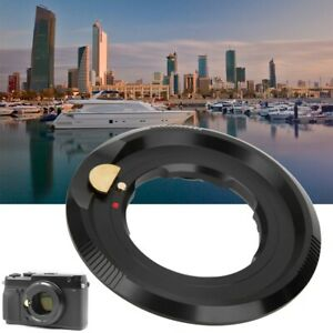 M-GFX Lens Adapter Ring for Leica M Mount to for Fuji GFX50S GFX50R Mirrorless