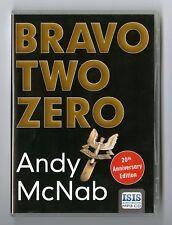 Bravo Two Zero - by Andy McNab - MP3CD - Audiobook