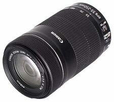 Canon EF-S 55 - 250mm f4-5.6 IS STM Lens