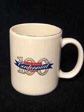 COLLECTIBLE THE DAILY OKLAHOMAN CENTENNIAL 1894-1994 COFFE MUG